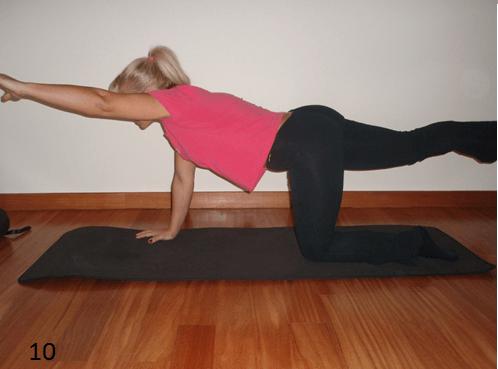 Ασκήσεις ενδυνάμωσης της σπονδυλικής στήλης 10askisi