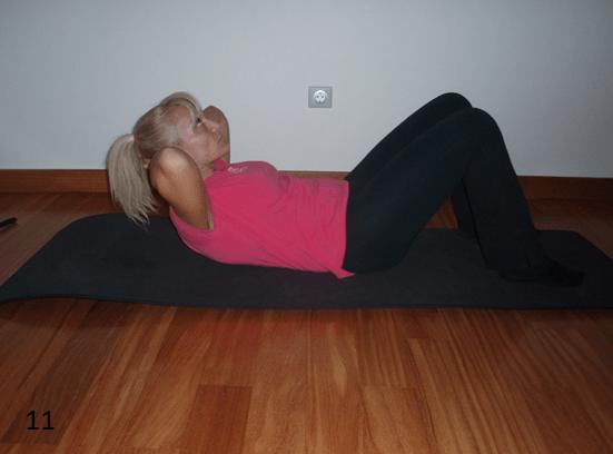 Ασκήσεις ενδυνάμωσης της σπονδυλικής στήλης 11askisi
