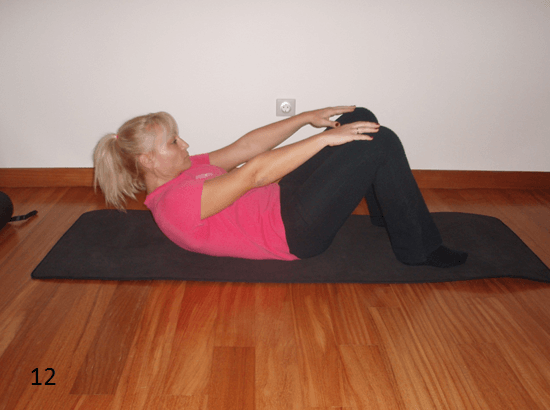 Ασκήσεις ενδυνάμωσης της σπονδυλικής στήλης 12akisi