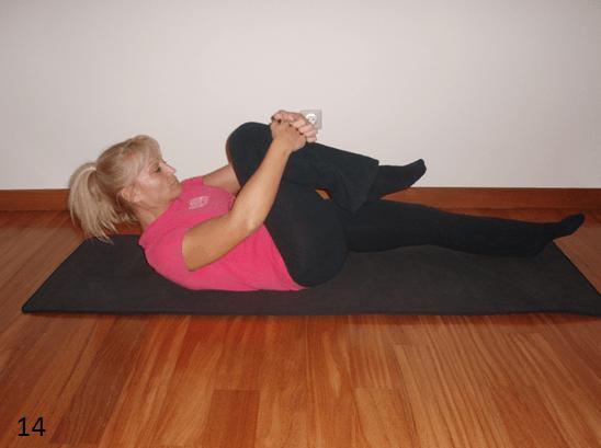 Ασκήσεις ενδυνάμωσης της σπονδυλικής στήλης 14askisi