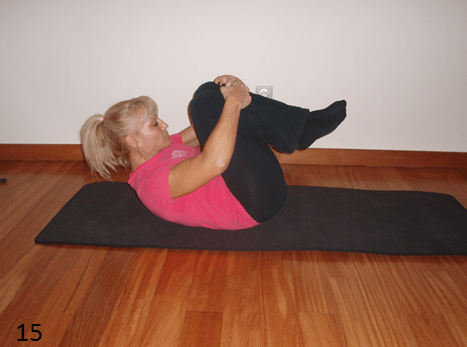 Ασκήσεις ενδυνάμωσης της σπονδυλικής στήλης 15askisi