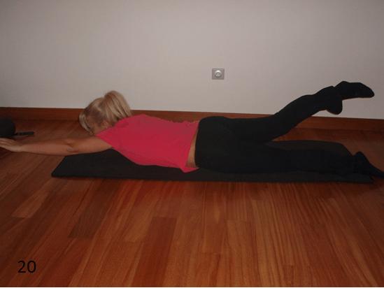 Ασκήσεις ενδυνάμωσης της σπονδυλικής στήλης 20askisi