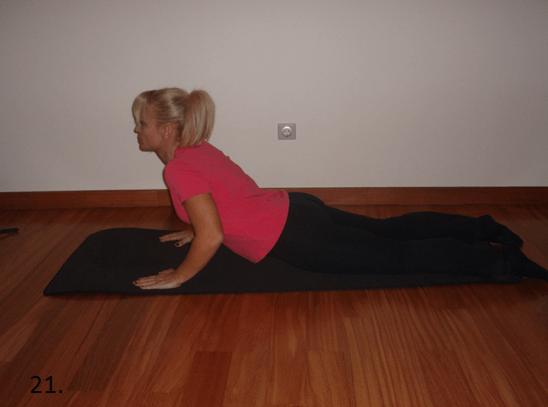 Ασκήσεις ενδυνάμωσης της σπονδυλικής στήλης 21askisi