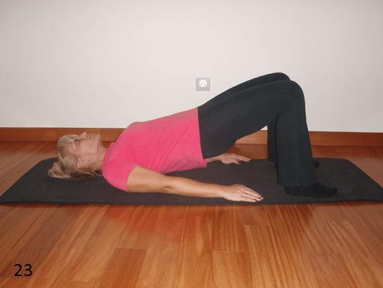 Ασκήσεις ενδυνάμωσης της σπονδυλικής στήλης 23askisi