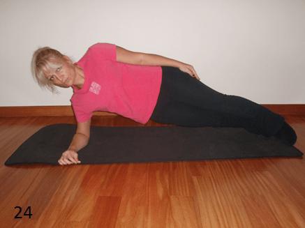 Ασκήσεις ενδυνάμωσης της σπονδυλικής στήλης 24askisi