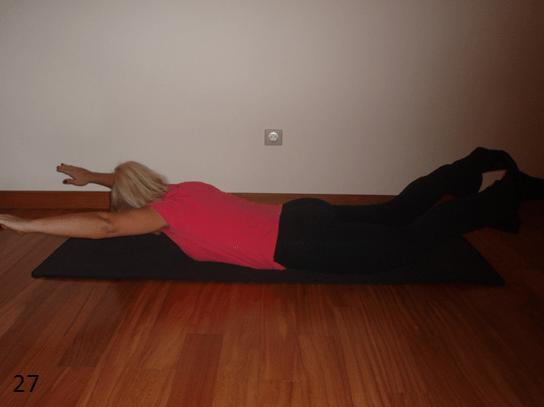 Ασκήσεις ενδυνάμωσης της σπονδυλικής στήλης 27askisi