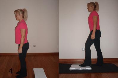 Ασκήσεις ενδυνάμωσης της σπονδυλικής στήλης 4askisi