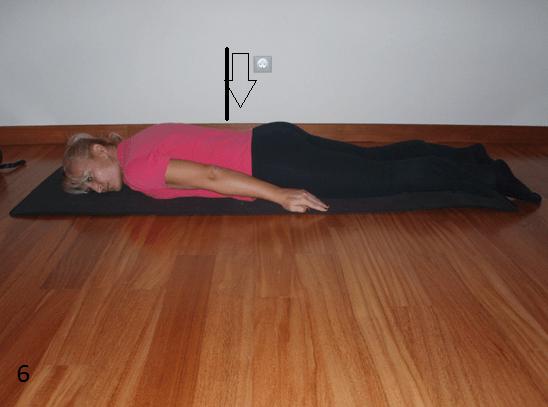 Ασκήσεις ενδυνάμωσης της σπονδυλικής στήλης 6askisi