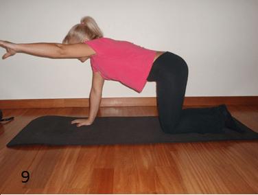 Ασκήσεις ενδυνάμωσης της σπονδυλικής στήλης 9askisi