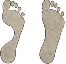 Φυσιολογικό πόδι-πλατυποδία platipodos