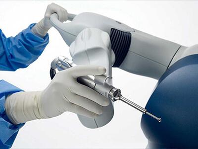 Ρομποτική Αρθροπλαστική (Ισχίου - Γόνατος) robotiki xeirourgiki